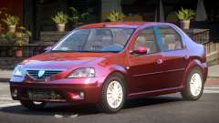 Dacia Logan V1.6 for GTA 4