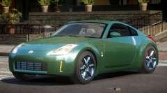 Nissan 350Z GS for GTA 4