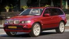 BMW X5 PSI for GTA 4