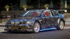 BMW M3 E46 GTR PJ6 for GTA 4