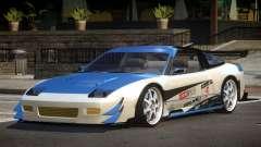 Nissan 240SX R-Tuned PJ3 for GTA 4