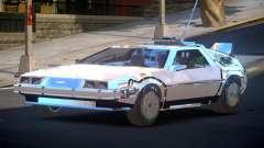 DeLorean DMC12 Custom for GTA 4