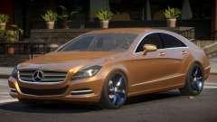 Mercedes Benz CLS 350 BS for GTA 4