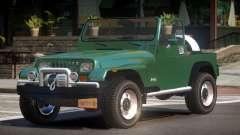 Jeep Wrangler TR for GTA 4