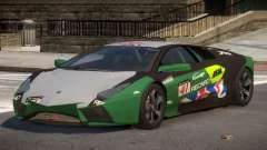 Lambor Reventon GRS PJ3 for GTA 4