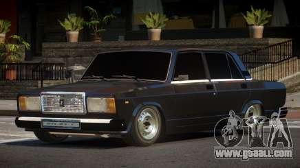 VAZ 2107 RSG for GTA 4