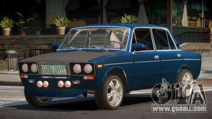 VAZ 2106 Custom for GTA 4