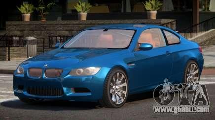 BMW M3 E92 GRS for GTA 4