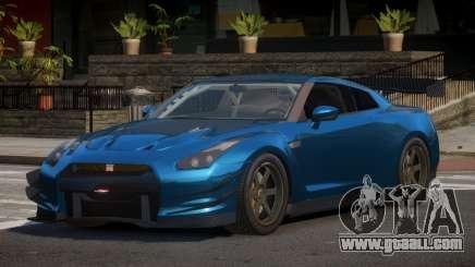 Nissan GTR V1.2 for GTA 4