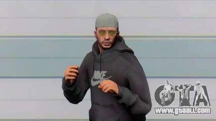 GTA Online Skin Ramdon N20 Male v2 for GTA San Andreas