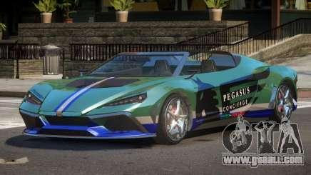 Pegassi Zorrusso L7 for GTA 4