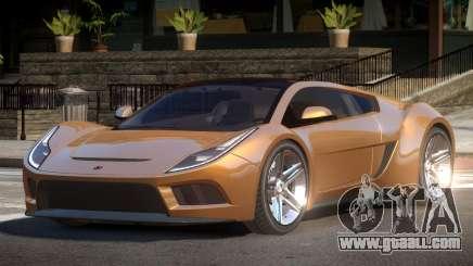 Saleen S5S Raptor GT for GTA 4
