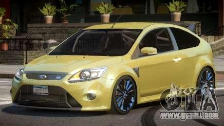 Ford Focus RS V6 for GTA 4
