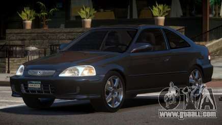 Honda Civic TR for GTA 4