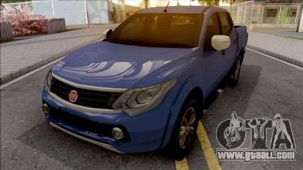 Fiat Fullback for GTA San Andreas