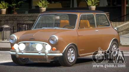 Mini Cooper SR for GTA 4