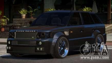 Range Rover Sport TI for GTA 4