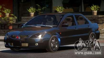 Mitsubishi Lancer V1.0 for GTA 4