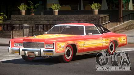 1978 Cadillac Eldorado PJ3 for GTA 4