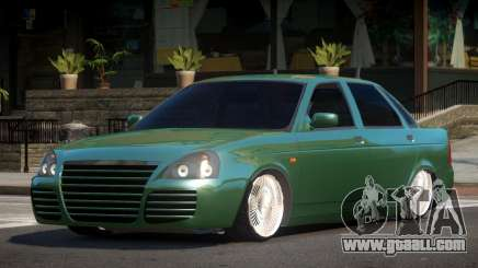 Lada Priora 2170 BS for GTA 4