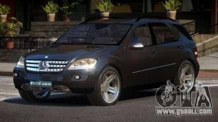 Mercedes Benz ML500 ST for GTA 4