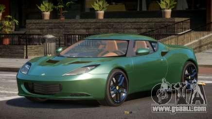 Lotus Evora ZMN for GTA 4