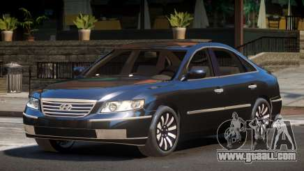 Hyundai Azera SN for GTA 4