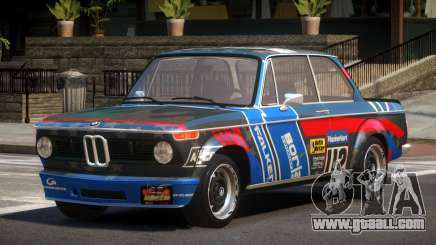 BMW 2002 R-Tuned PJ4 for GTA 4