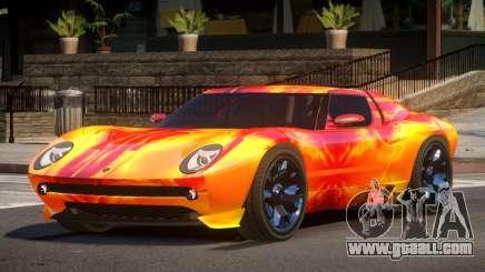 Lamborghini Miura SC PJ3 for GTA 4