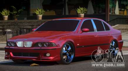 BMW M5 E39 H-Style for GTA 4