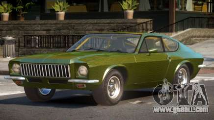 1978 Puma GTB PJ4 for GTA 4