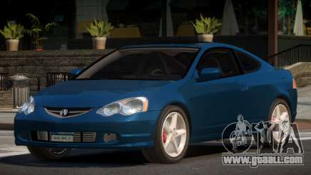 Acura RSX LT for GTA 4