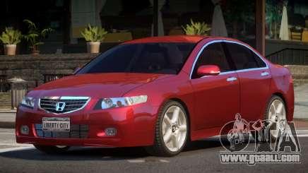 Honda Accord SN for GTA 4