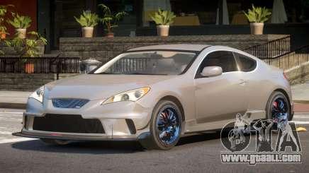 Hyundai Genesis TR for GTA 4