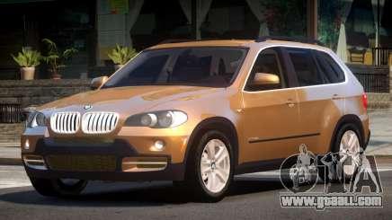 BMW X5 RT V1.1 for GTA 4
