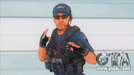 SWAT Technician for GTA San Andreas