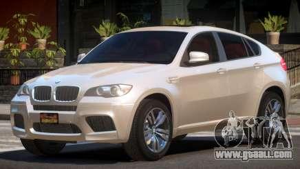 BMW X6M NR for GTA 4