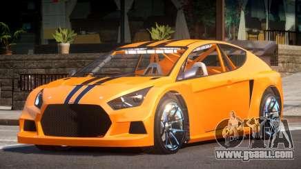Vapid Flash GT PJ1 for GTA 4