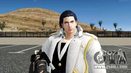 Claudio Serafino Tekken 7 for GTA San Andreas