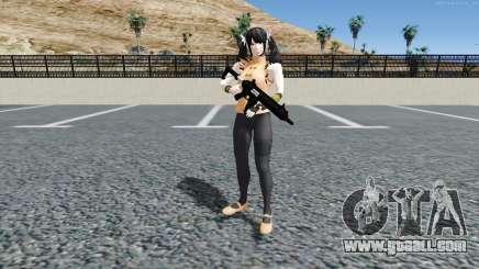 Xiaoyu Tekken 7 for GTA San Andreas
