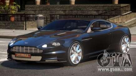 Aston Martin DBS V1.3 for GTA 4