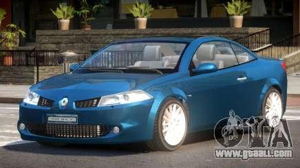 Renault Megane SR for GTA 4