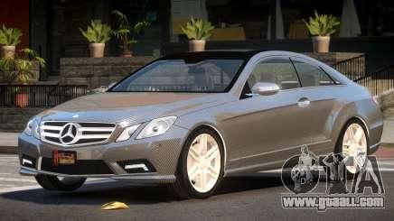 Mercedes E500 MS PJ4 for GTA 4