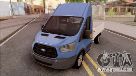 Ford Transit 330S Single Cabin for GTA San Andreas