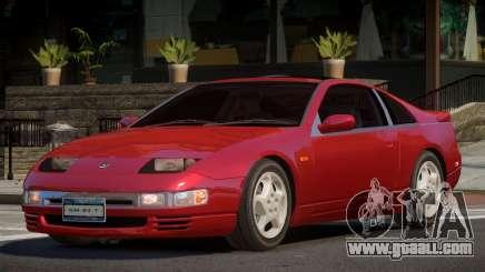 Nissan 300ZX LT for GTA 4