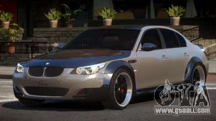 BMW M5 E60 L-Tuned for GTA 4