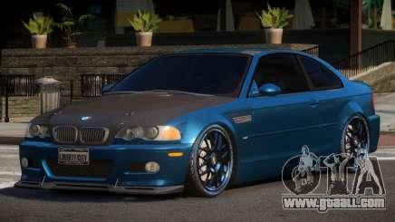 BMW M3 E46 SP for GTA 4