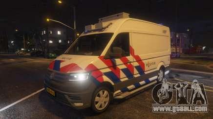 Volkswagen Crafter Police ELS for GTA 5