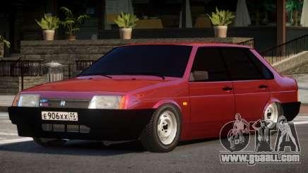 VAZ 21099 L-Tuned for GTA 4