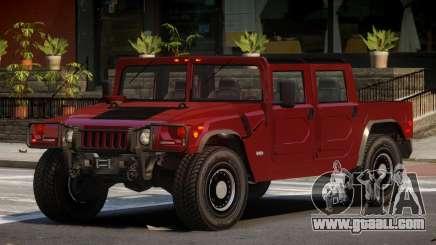 Hummer H1 BS for GTA 4